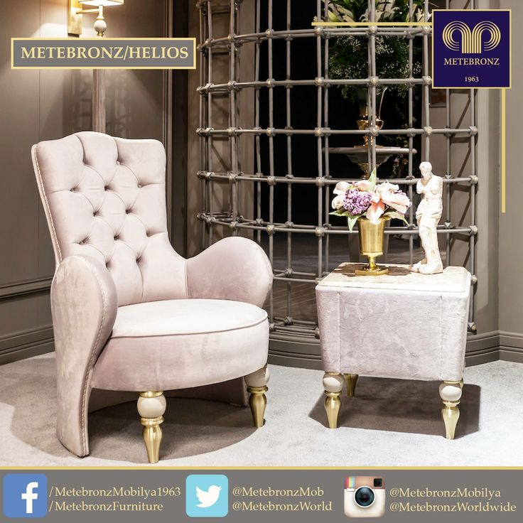 #Reading is a #great habit; reading in a #comfortable and #elegant atmosphere is even greater! www.metebronz.com  #Metebronz