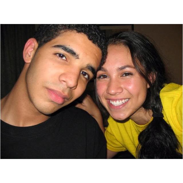 Degrassi Kids - miss these days #thenextgeneration Cassie Steele and Drake