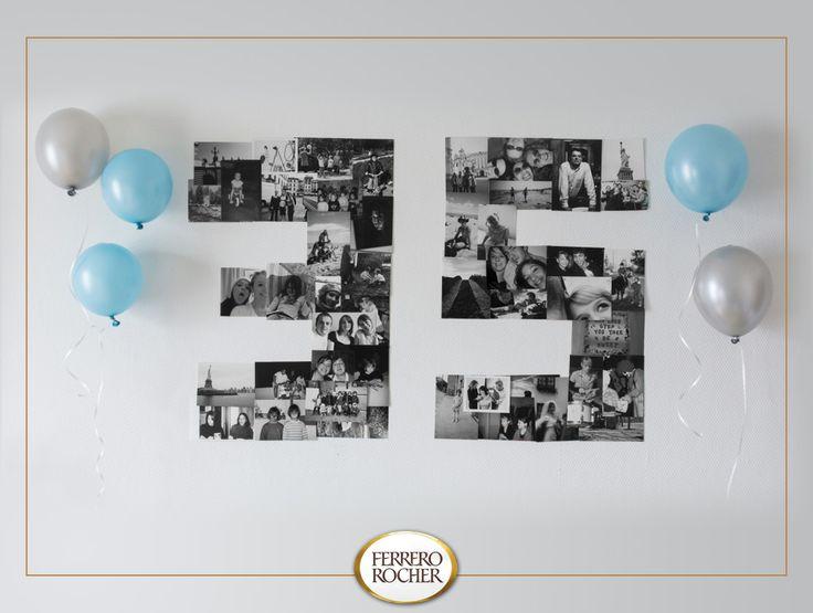 [Thalie] Pour transformer votre soirée en un moment divin, émerveillez vos invités avec un mur de photos personnalisées.