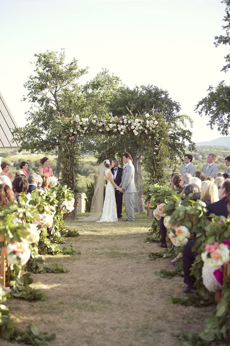 Rustic, Elegant Texas Ranch Wedding  Read more - http://www.stylemepretty.com/2014/03/21/rustic-texas-ranch-wedding/