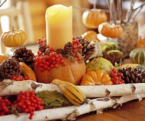 fallTables Sets, Decor Ideas, Fall Decor, Thanksgiving Decor, Tables Centerpieces, Thanksgiving Centerpieces, Table Centerpieces, Holiday Decor, Thanksgiving Tables