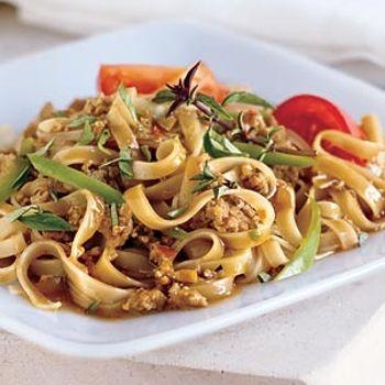 Drunken Noodles Recipe - Epicurious & ZipList