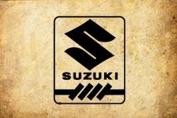 Suzuki retro
