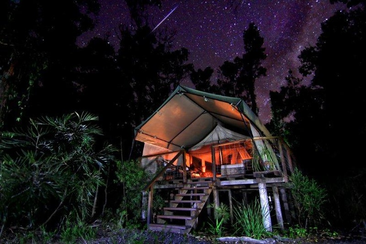 The magic that is May on the South Coast! This incredible photo of the milky way above one of our tents features a sneaky meteor flying by. Creativity courtesy of Joanne Paquette Photography