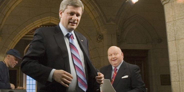 OTTAWA - A Crown attorney prosecuting Sen. Mike Duffy's fraud and bribery trial has contradicted Prime Minister Stephen Harper's position on who is eligible to sit in the Senate for a particular province.Mark Holmes laid out the broad strokes of the ...
