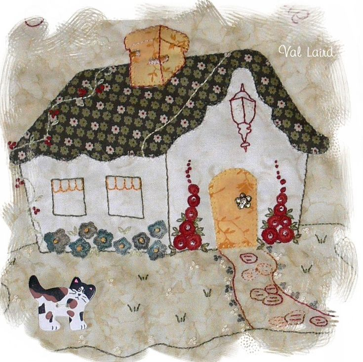 Val Laird Designs - Journey of a Stitcher: You're Welcome!
