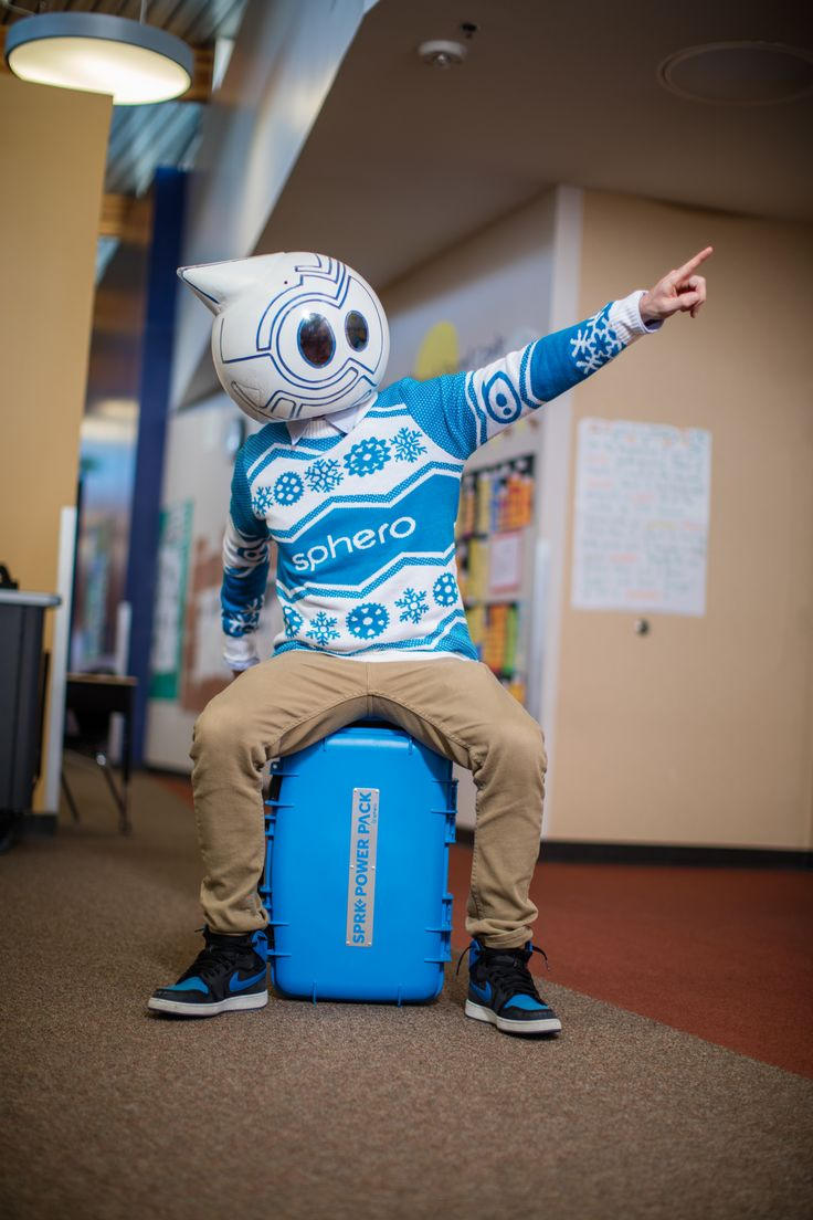 Sphero SPRK+ rocks educators! Check out all of the cool things you can do at http://www.sphero.com/education