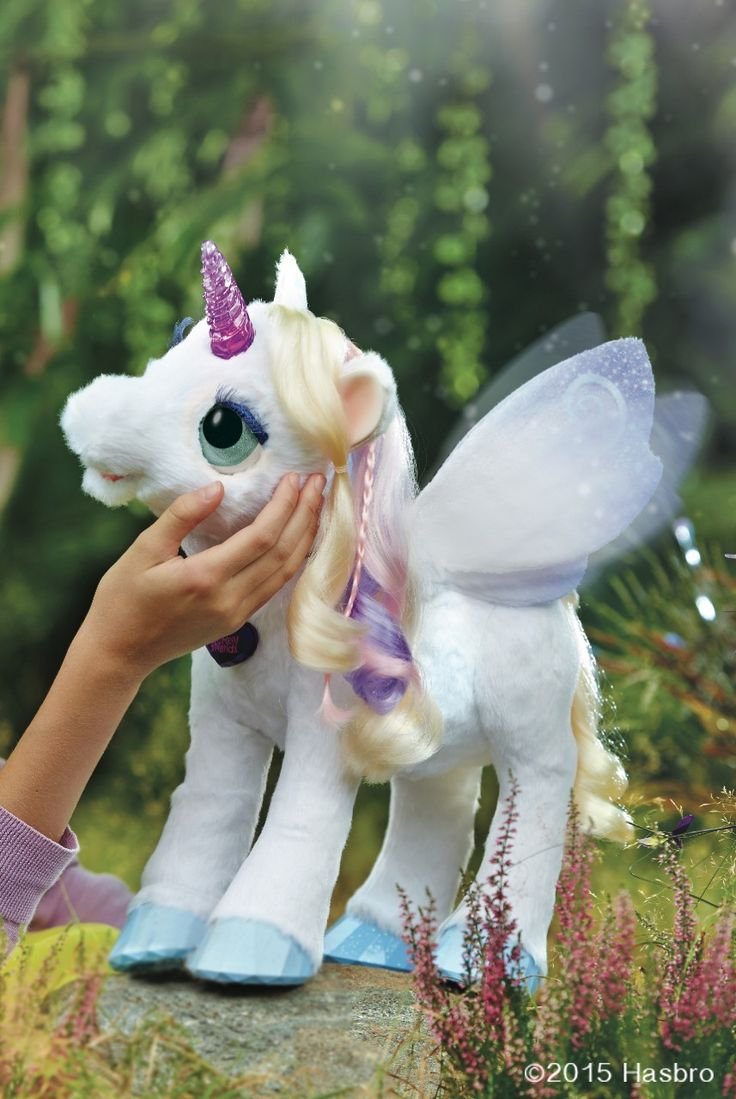StarLily My Magical Unicorn the ultimate pet of your dreams, comes true! Sponsored by FurReal Friends.