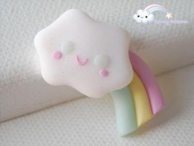 Nuvoletta kawaii *-* #cute #sweet #handmade #jewels
