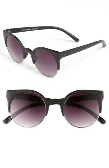 Quay Retro Sunglasses | Nordstrom. Must have only at 38.00