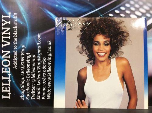 Whitney Houston Whitney LP Album Vinyl Record 208141 Pop 80's Arista Music:Records:Albums/ LPs:Pop:1980s