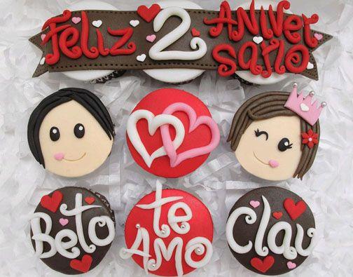 Cupcakes Personalizados Cupcakes Lima Cupcakes Navidenos