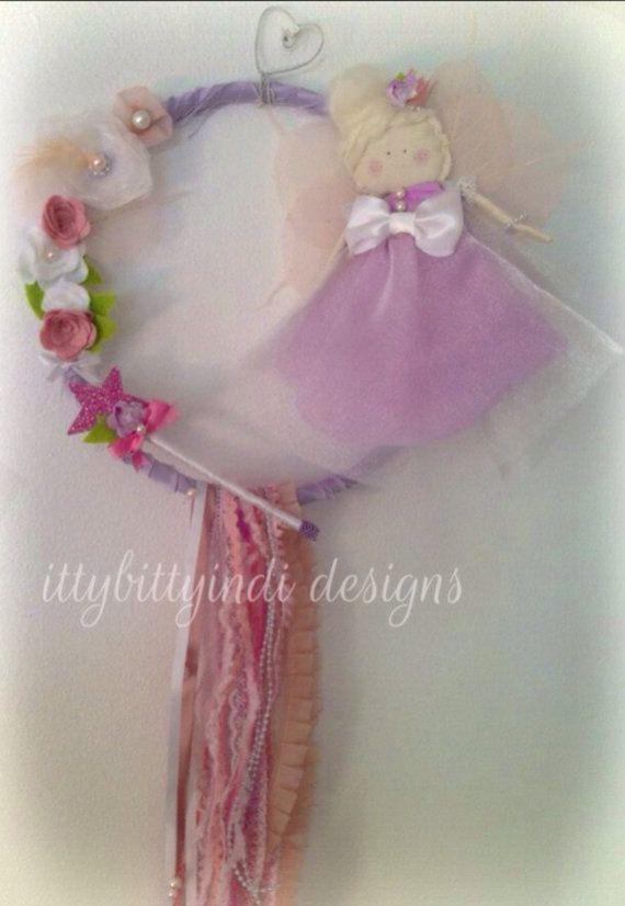 Fairy del Sugarplum Fairy principessa parete arte mobile