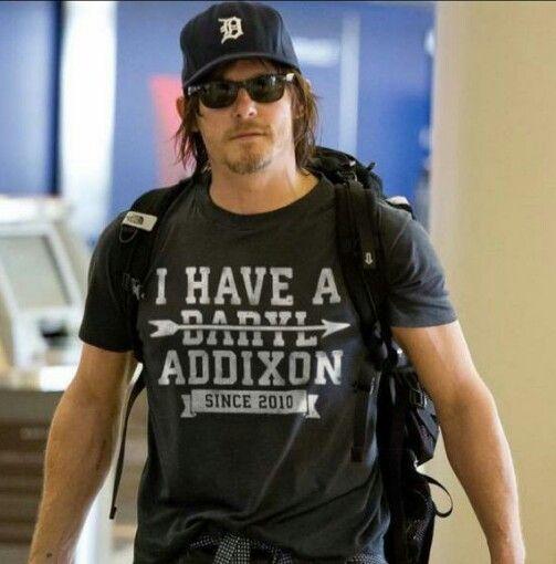 Nice shirt, Norm
