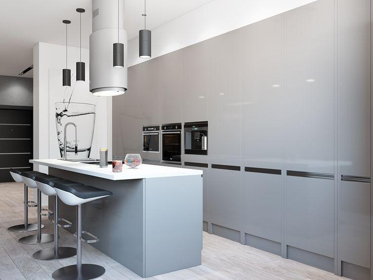 Кухня для холостяка: стильная, минималистичная, но в ней есть все необходимое!