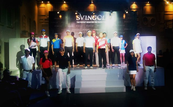 Product Svingolf Launching
