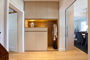 Garderobenschrank - Sanierung Wohngebäude - modern - Flur - Other Metro - xs-architekten
