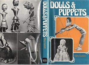Dolls & Puppets, Mary Cockett.