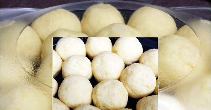Kartoffelknödel halb & halb             500 gr. geschälte Kartoffeln          (mehligkochende)       in groben Stücken        ím Mixtop...