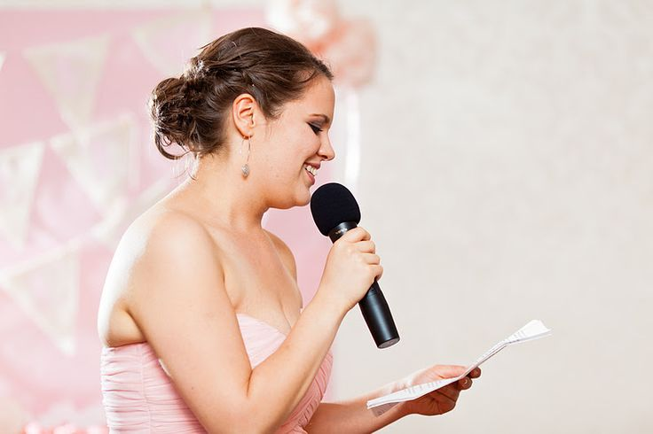 The day is at your wedding, the wedding of your daughter (or) or your best friend (or) and do not know what to say in the party, in this article you will find examples of speeches that will thrill and entertain all attendees.