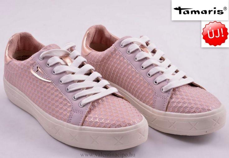 Tamaris női cipő, a fiatalabb korosztály számára.  http://www.valentinacipo.hu/tamaris/noi/metal/zart-felcipo/140567840  #tamaris #tamaris_cipő #tamaris_webshop #Valentina_ciőboltok