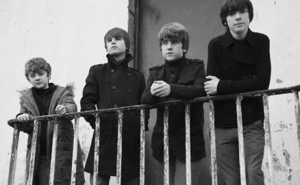 The Strypes sign 5 album Record Deal... YES!!