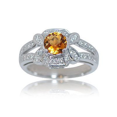Here is yet another lovely colorful gem stone ring - Parris Jewelers #finejewelry
