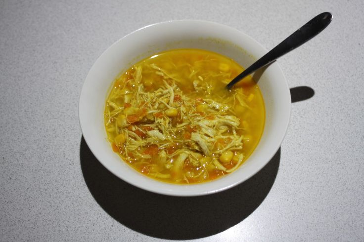 Sistermixin - Chicken Soup EASY soup made in your Thermo Machine