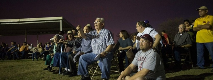 Blue Mound Residents Upset With Governor Perry's Water Veto | Saginaw Texas News
