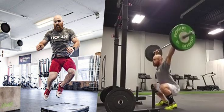 Old School Crossfit Overhead Squat Challenge from Lucas Parker - https://www.boxrox.com/lucas-parker-crossfit-ohs-challenge/