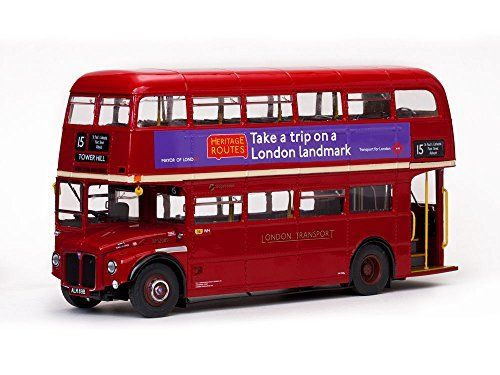 "1964 Routemaster Double Decker London Bus Red RM2089-ALM89B 1/24 by Sunstar 2918   	 		 			 				 					Famous Words of Inspiration...""Only by contending with challenges that seem to be beyond your strength to handle at the moment you can grow more surely toward the... more details available at https://perfect-gifts.bestselleroutlets.com/gifts-for-teens/toys-games-gifts-for-teens/product-review-for-1964-routemaster-double-decker-london-bus-red-rm2089-alm89b-1-24-by-sunsta"