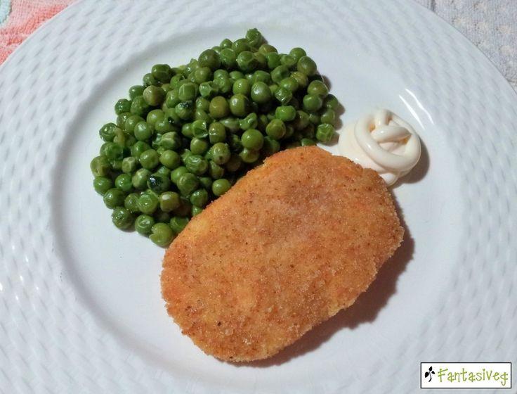 Cotolette di carote fatte in casa