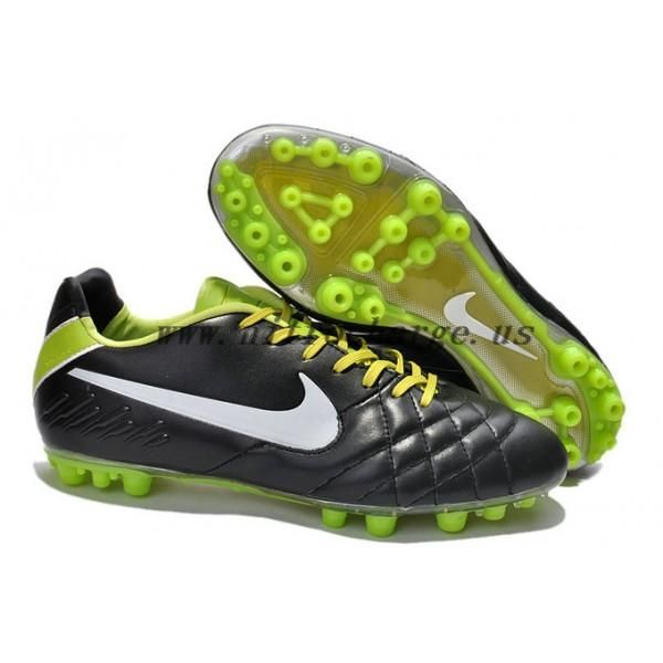 online store 8040e add10 ... cheap nike tiempo footbtout boots bleu ciel buy nike tiempo legend iv  ag soccer boots black