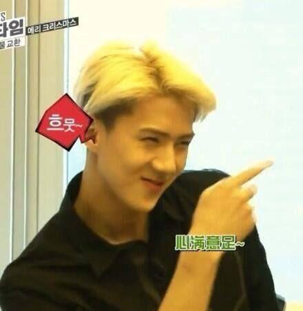 Oh Sehun :* Ep 4 EXO Showtime