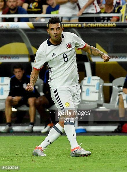 GLENDALE, ARIZONA - JUNE 25: Edwin Cardona of Colombia looks... #cardona: GLENDALE, ARIZONA - JUNE 25: Edwin Cardona of Colombia… #cardona