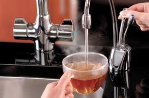 Insinkerator Hot Water Tap #beautybuiltin