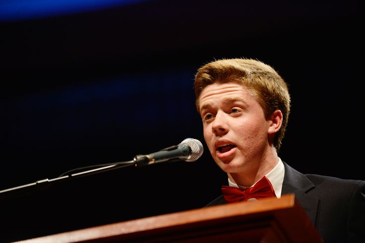 Spencer Beckman, High School Students Rise to the Challenge winner, Rutherford County Schools