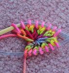 Мобильный LiveInternet Набор спицами скользящей петли для вязания из центра | Марриэтта - Вдохновлялочка Марриэтты |