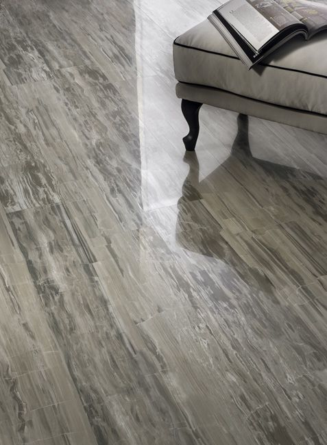 "Someone said ""Less is more"" and that's true! VIKTORIA tile by #CeramicaSantAgostino #miesvanderrohe #repin"
