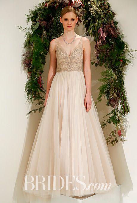 Brides: Watters Wedding Dresses - Fall 2017 - Bridal Fashion Week