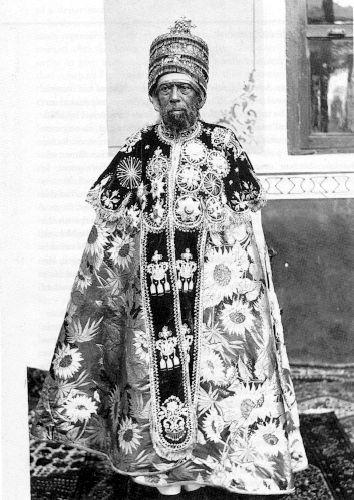 Emperor Menelik II of Ethiopia