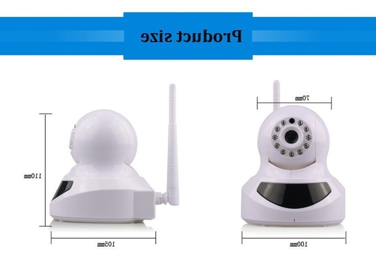 36.40$  Watch now - http://aliflo.worldwells.pw/go.php?t=32290196492 - Free shipping HK 720P Wifi Wireless IP Camera Baby Monitor P2P Pan/Tilt CCTV Camera For Home Secuirty Camera IP PTZ Camera