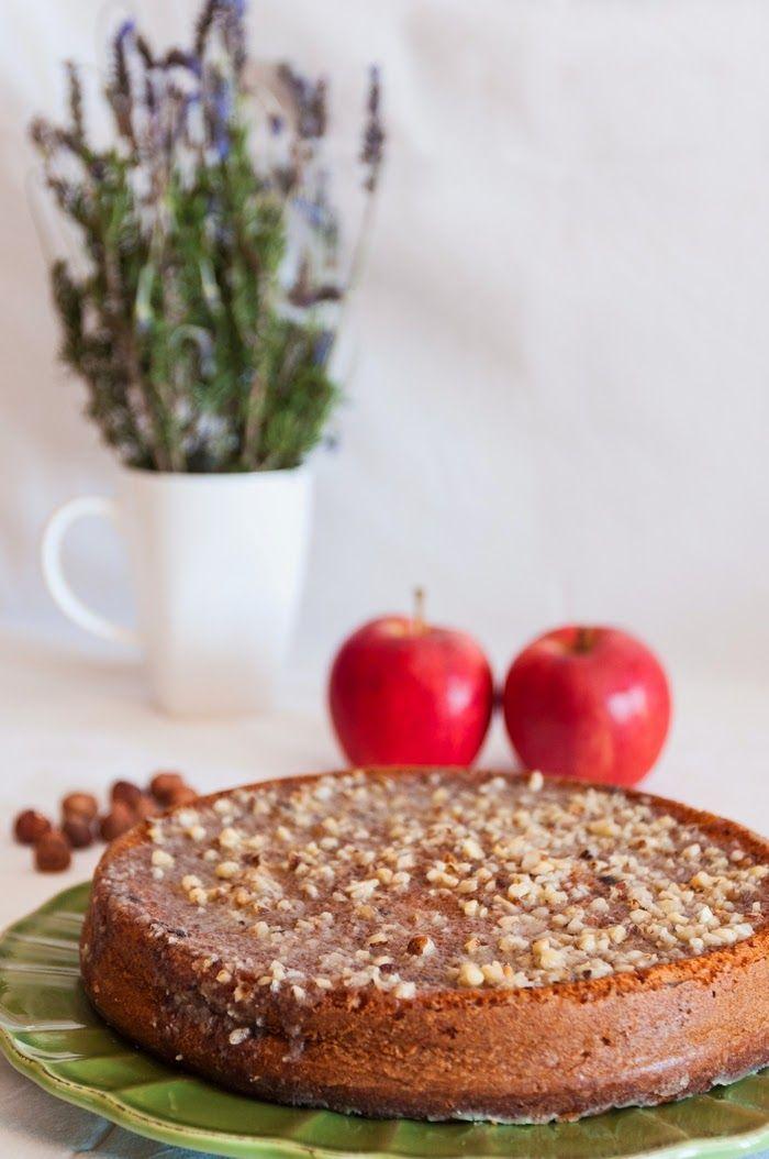 Cozinha Fresh: Bolo de iogurte, canela e maçã e.. um aniversário