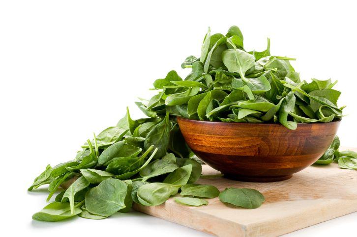 Alimentos ricos en hierro para vegetarianos