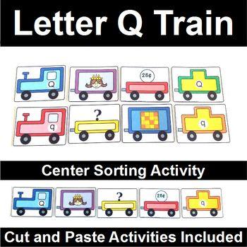 The 25 best letters with q ideas on pinterest q learning trace letter q train fandeluxe Choice Image