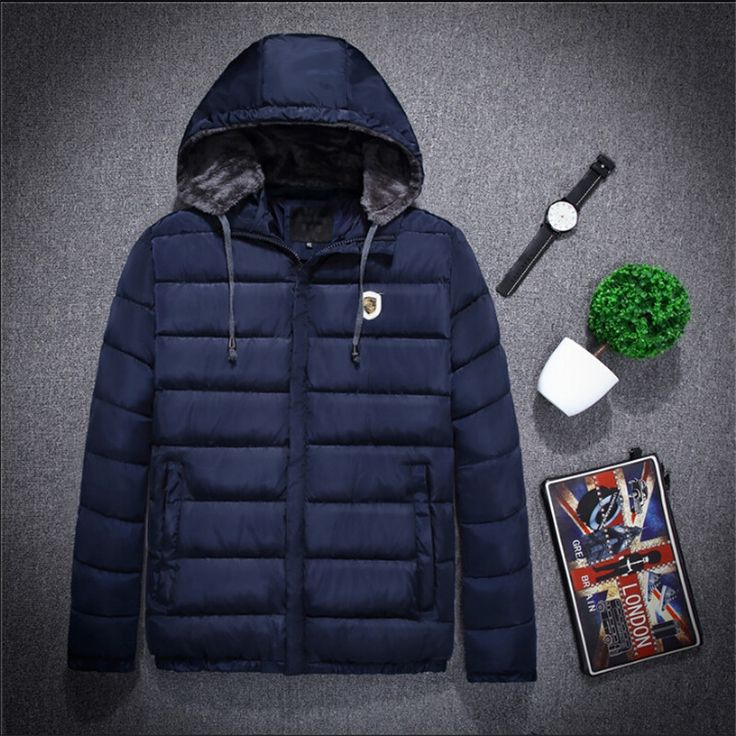 62.17$  Watch now - http://aliya4.shopchina.info/go.php?t=32758696348 - 4Xl-8Xl Oversize Men Winter Parka Coat And Jackets Solid Color Thicken Warm Men Parka Hooded Loose Men Coat A2693  62.17$ #shopstyle