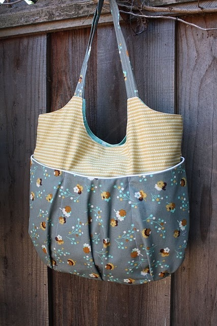 Sewing a tote - tutorIal
