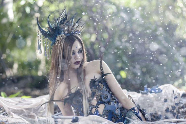 India Eisley in The Curse of Sleeping Beauty