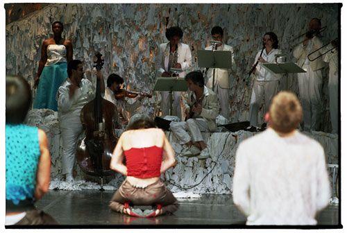 """""""vsprs""""  by Alain #Platel. #Dance. VIE Scena Contemporanea #Festival 2006"""