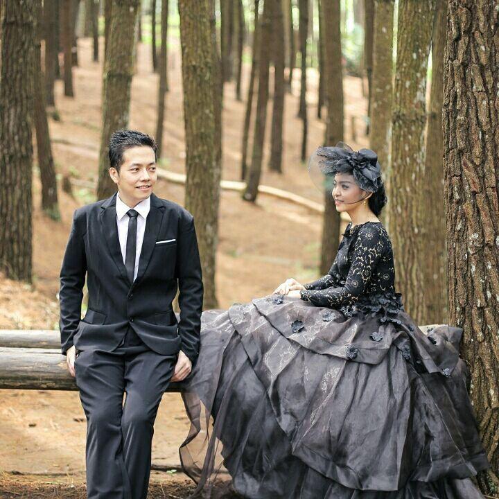 Foto rias rambut & makeup pernikahan oleh lieya lay make up artist